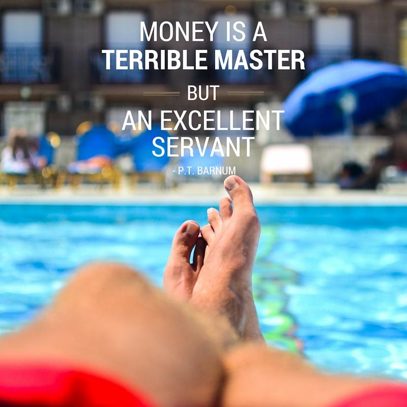 Money Quote - Servent