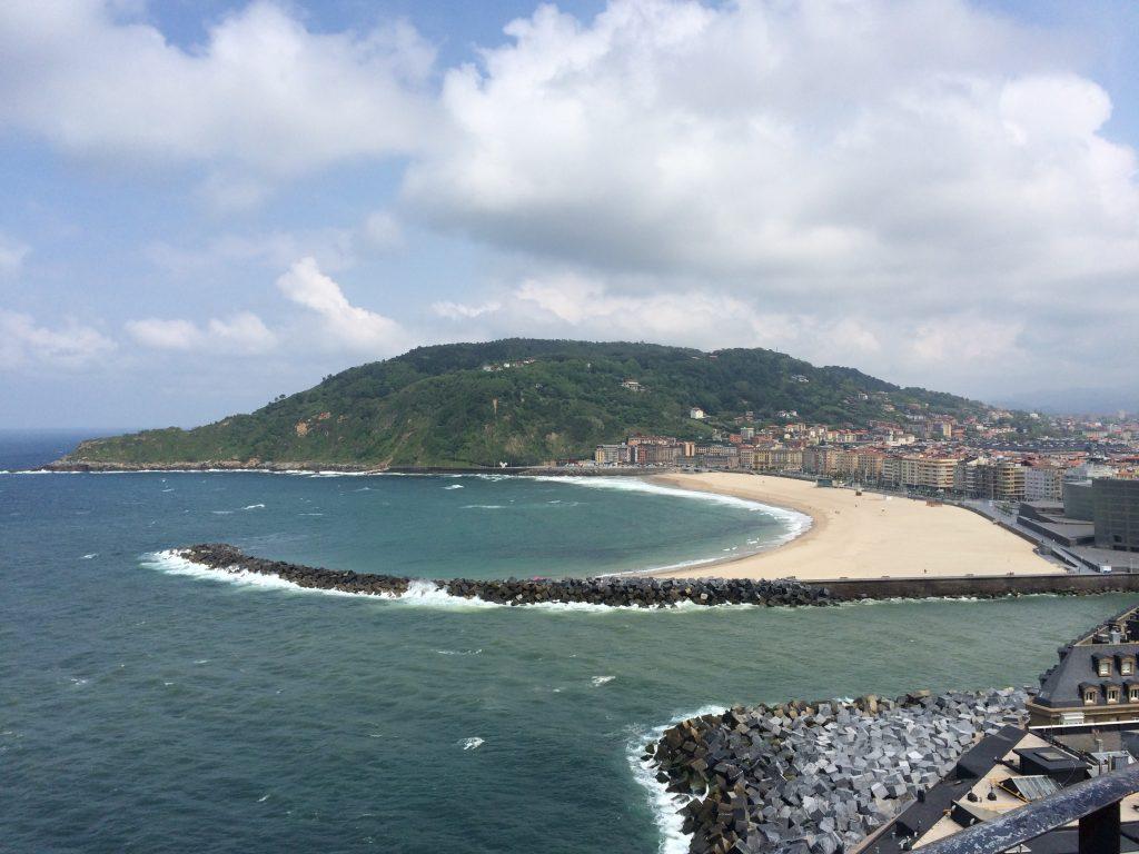 San Sebastian - Surf beach